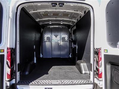 2019 Transit 250 Med Roof 4x2,  Empty Cargo Van #FK4126 - photo 2