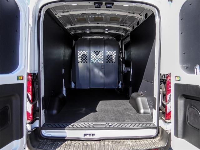 2019 Transit 250 Med Roof 4x2,  Empty Cargo Van #FK4128 - photo 1