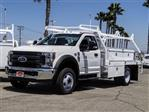 2019 F-450 Regular Cab DRW 4x2,  Scelzi Contractor Body #FK4170 - photo 1