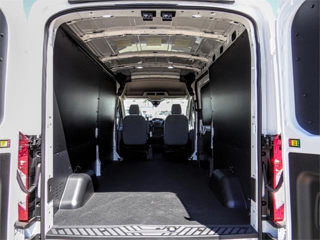 2019 Transit 250 Med Roof 4x2,  Empty Cargo Van #FK4173 - photo 2