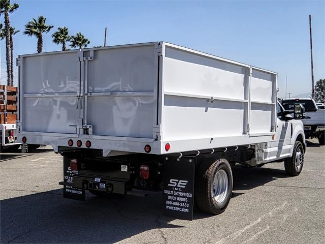 2019 F-350 Regular Cab DRW 4x2,  Scelzi Landscape Dump #FK4185 - photo 4