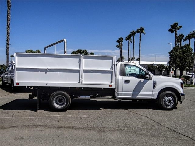 2019 F-350 Regular Cab DRW 4x2,  Scelzi Landscape Dump #FK4185 - photo 5