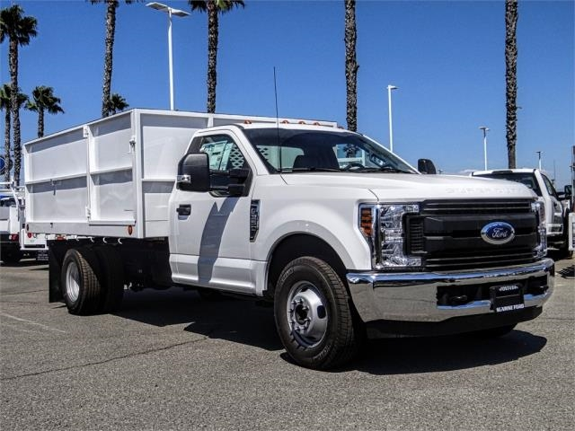 2019 F-350 Regular Cab DRW 4x2,  Scelzi Landscape Dump #FK4185 - photo 6