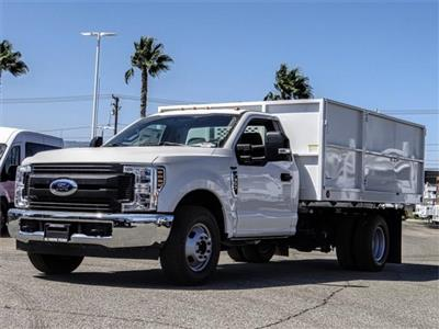 2019 F-350 Regular Cab DRW 4x2,  Scelzi Landscape Dump #FK4185 - photo 1