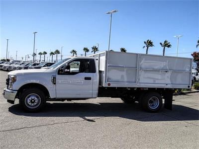 2019 F-350 Regular Cab DRW 4x2,  Scelzi Landscape Dump #FK4185 - photo 3