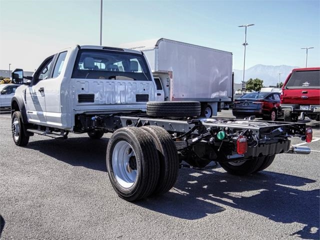 2019 F-550 Super Cab DRW 4x2, Cab Chassis #FK4193 - photo 1