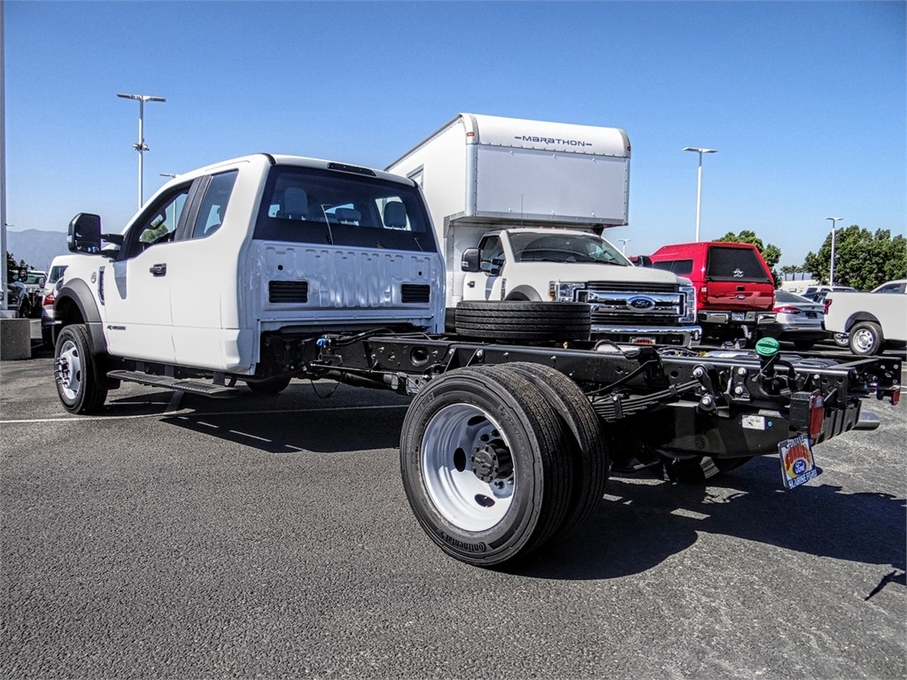 2019 F-550 Super Cab DRW 4x2, Cab Chassis #FK4208 - photo 1