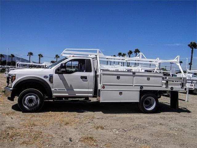 2019 F-550 Regular Cab DRW 4x2,  Scelzi CTFB Contractor Body #FK4251 - photo 3