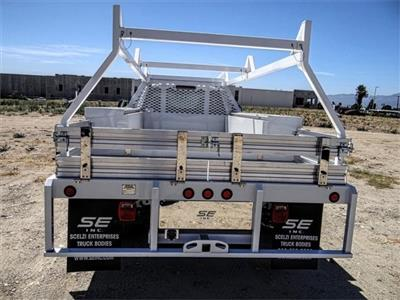 2019 F-550 Regular Cab DRW 4x2,  Scelzi CTFB Contractor Body #FK4251 - photo 10