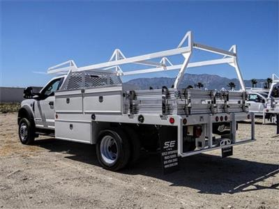 2019 F-550 Regular Cab DRW 4x2,  Scelzi CTFB Contractor Body #FK4251 - photo 2