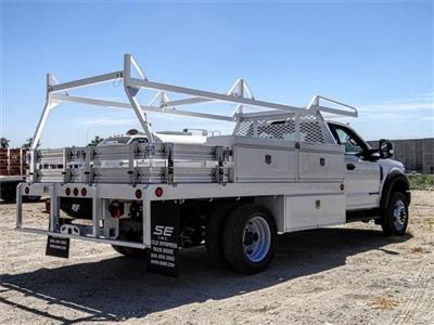 2019 F-550 Regular Cab DRW 4x2,  Scelzi CTFB Contractor Body #FK4251 - photo 4