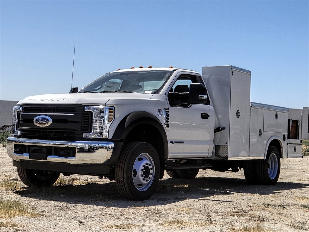 2019 F-550 Regular Cab DRW 4x2, Royal Service Combo Body #FK4257 - photo 1