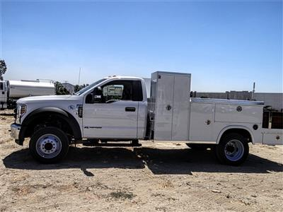 2019 F-550 Regular Cab DRW 4x2, Royal Service Combo Body #FK4257 - photo 3