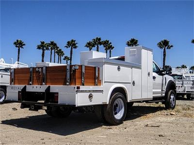 2019 F-550 Regular Cab DRW 4x2, Royal Service Combo Body #FK4257 - photo 4