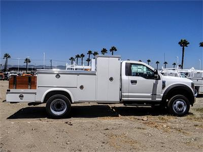 2019 F-550 Regular Cab DRW 4x2, Royal Service Combo Body #FK4257 - photo 5