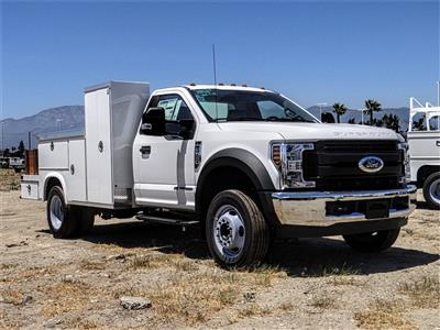 2019 F-550 Regular Cab DRW 4x2, Royal Service Combo Body #FK4257 - photo 6