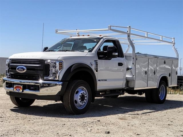 2019 F-550 Regular Cab DRW 4x2,  Royal Service Body #FK4259 - photo 1
