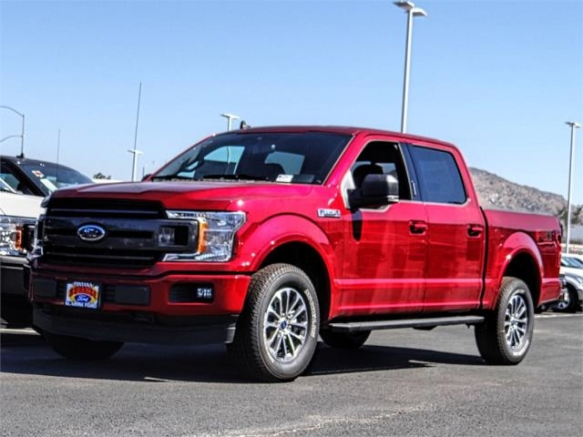 2019 F-150 SuperCrew Cab 4x4,  Pickup #FK4260 - photo 1