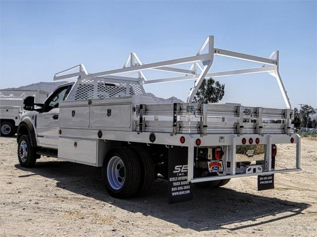2019 F-450 Regular Cab DRW 4x2,  Scelzi Contractor Body #FK4296 - photo 1