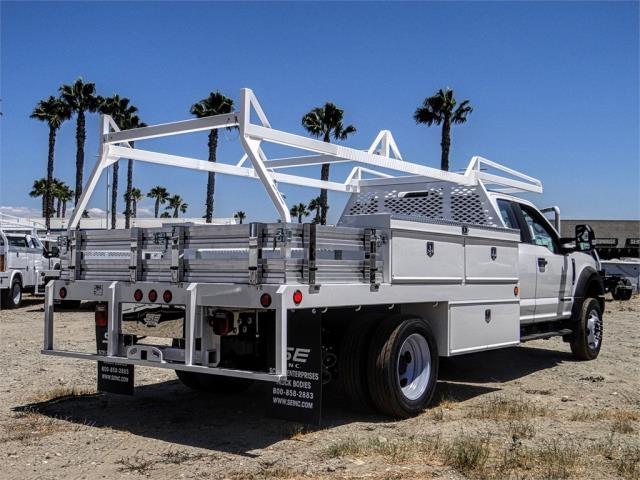 2019 F-550 Super Cab DRW 4x2,  Scelzi CTFB Contractor Body #FK4315 - photo 4