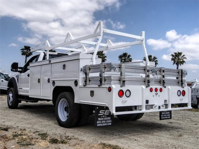 2019 F-550 Regular Cab DRW 4x2, Scelzi Combo Body #FK4336 - photo 1