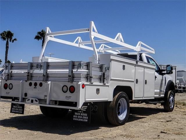 2019 F-550 Regular Cab DRW 4x2, Scelzi SEC Combo Body #FK4336 - photo 4