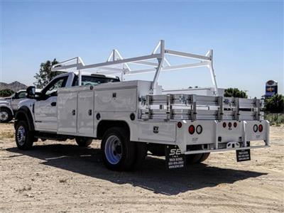 2019 F-550 Regular Cab DRW 4x2, Scelzi SEC Combo Body #FK4336 - photo 2