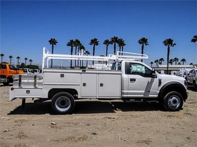 2019 F-550 Regular Cab DRW 4x2, Scelzi SEC Combo Body #FK4336 - photo 5