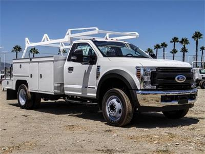 2019 F-550 Regular Cab DRW 4x2, Scelzi SEC Combo Body #FK4336 - photo 6