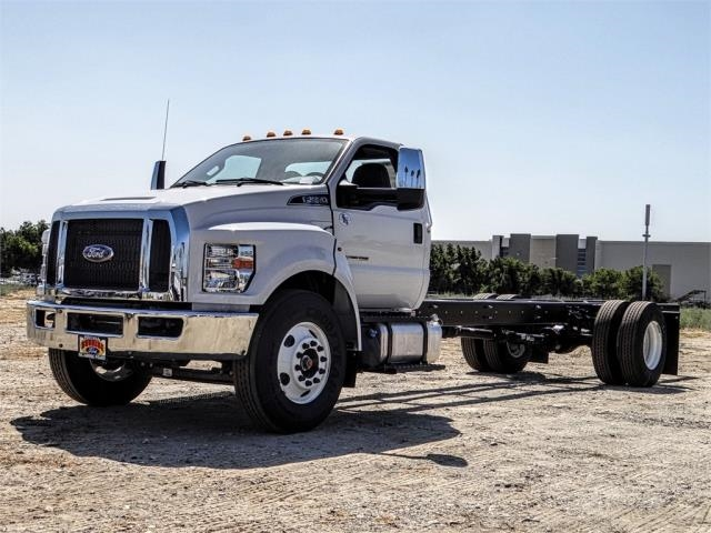 2019 F-650 Regular Cab DRW 4x2,  Cab Chassis #FK4339 - photo 1