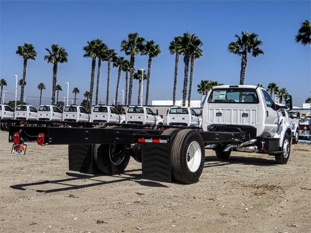 2019 F-650 Regular Cab DRW 4x2,  Cab Chassis #FK4339 - photo 4
