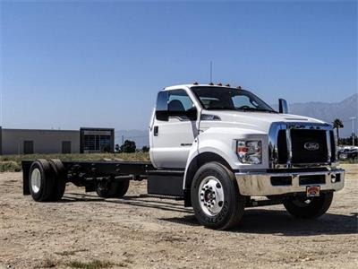 2019 F-650 Regular Cab DRW 4x2,  Cab Chassis #FK4339 - photo 6