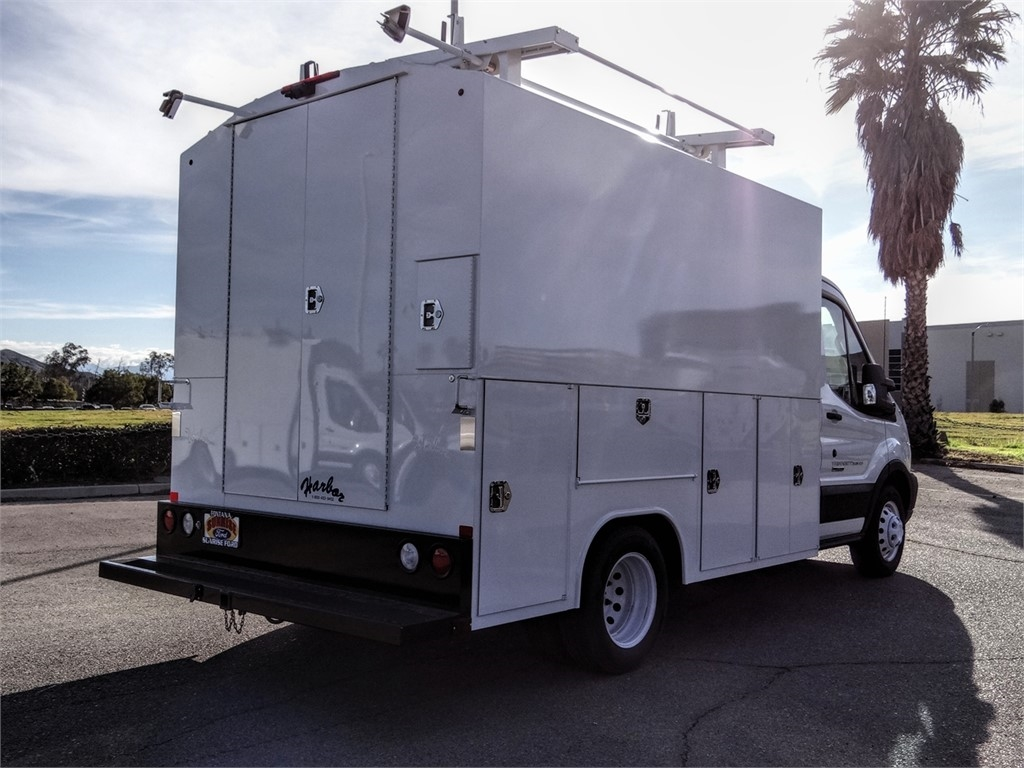 2019 Transit 350 HD DRW 4x2, Service Utility Van #FK4348 - photo 4