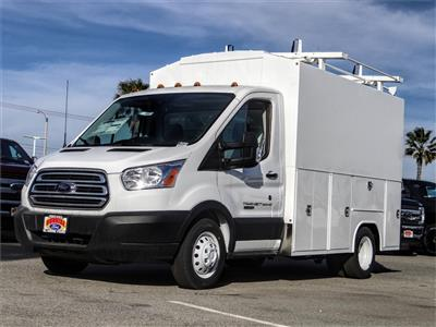 2019 Transit 350 HD DRW 4x2, Service Utility Van #FK4348 - photo 1