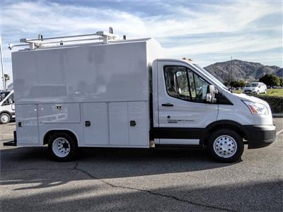 2019 Transit 350 HD DRW 4x2, Service Utility Van #FK4348 - photo 5