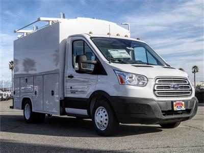 2019 Transit 350 HD DRW 4x2, Service Utility Van #FK4348 - photo 6