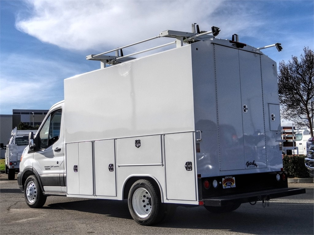 2019 Transit 350 HD DRW 4x2, Harbor Service Utility Van #FK4349 - photo 1