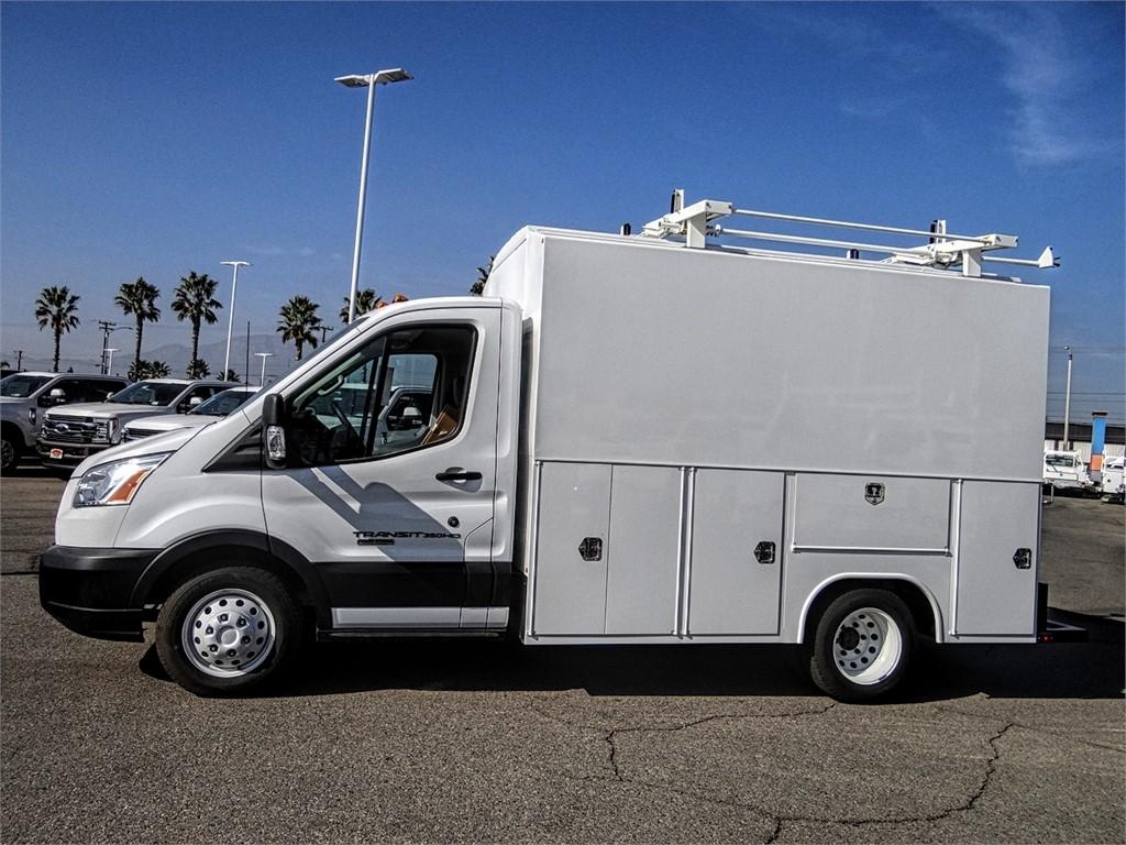 2019 Transit 350 HD DRW 4x2, Harbor WorkMaster Service Utility Van #FK4350 - photo 3