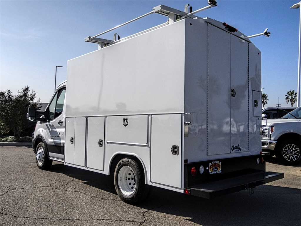 2019 Transit 350 HD DRW 4x2, Harbor Service Utility Van #FK4350 - photo 1