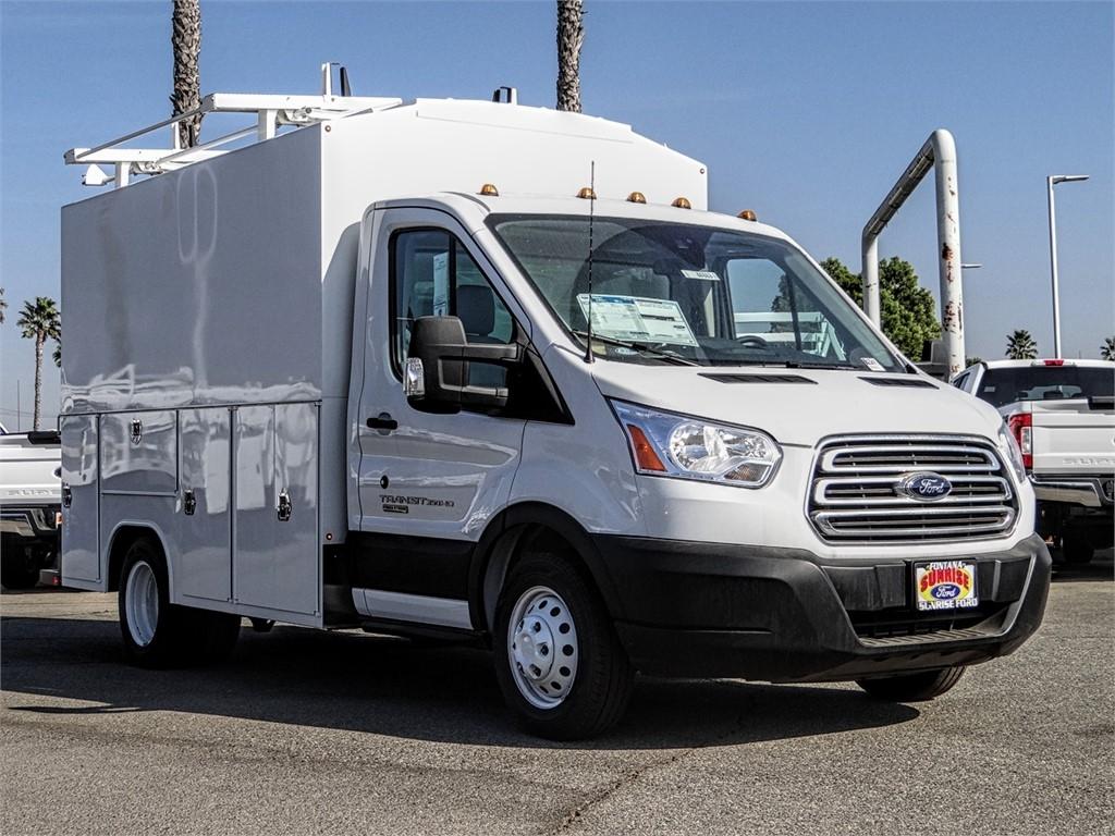 2019 Transit 350 HD DRW 4x2, Harbor WorkMaster Service Utility Van #FK4350 - photo 5