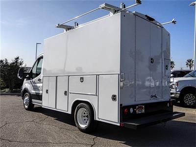 2019 Transit 350 HD DRW 4x2, Harbor WorkMaster Service Utility Van #FK4350 - photo 2