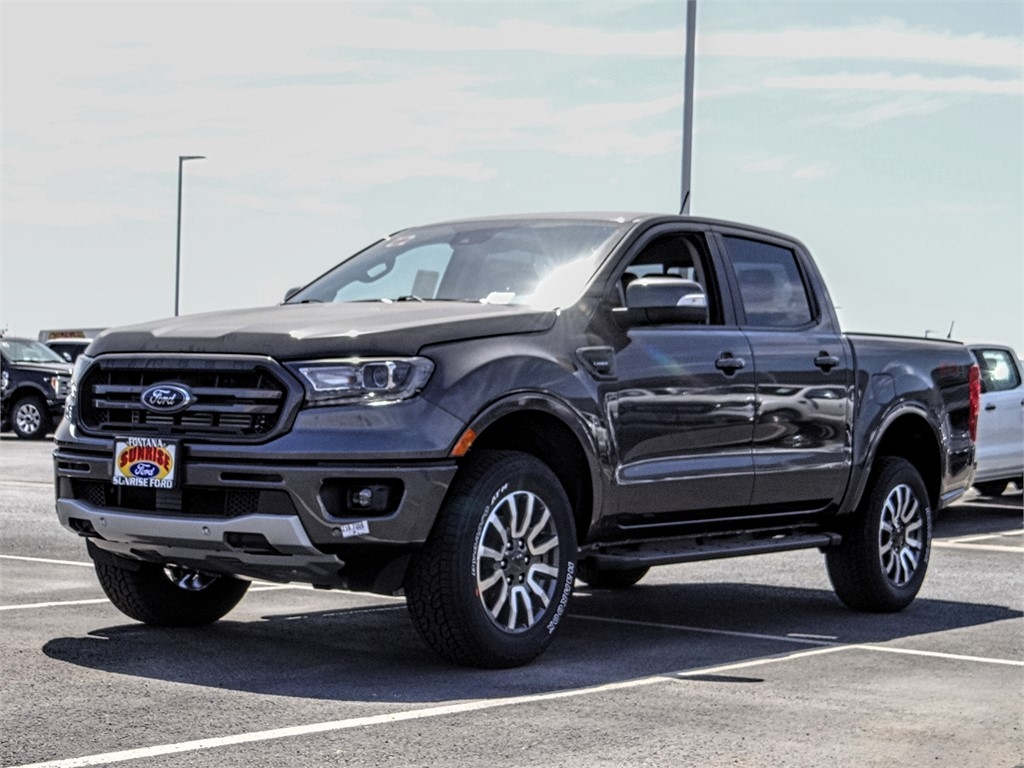 2019 Ranger SuperCrew Cab 4x4, Pickup #FK4353 - photo 1