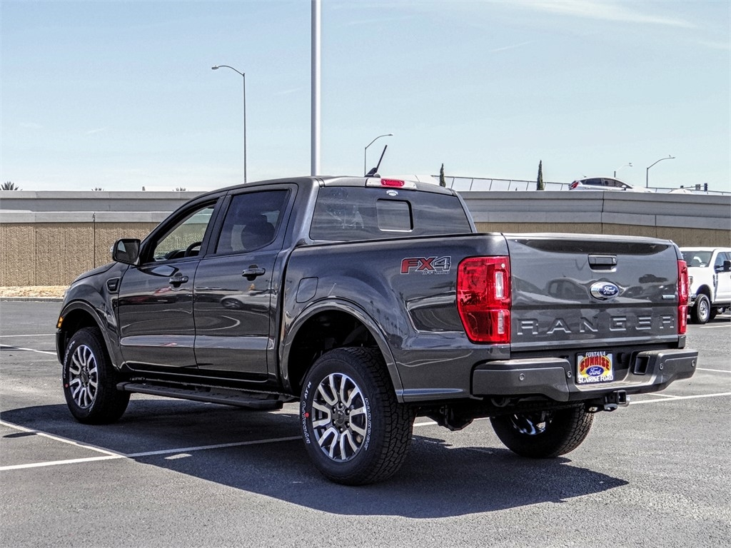 2019 Ranger SuperCrew Cab 4x4, Pickup #FK4353 - photo 2