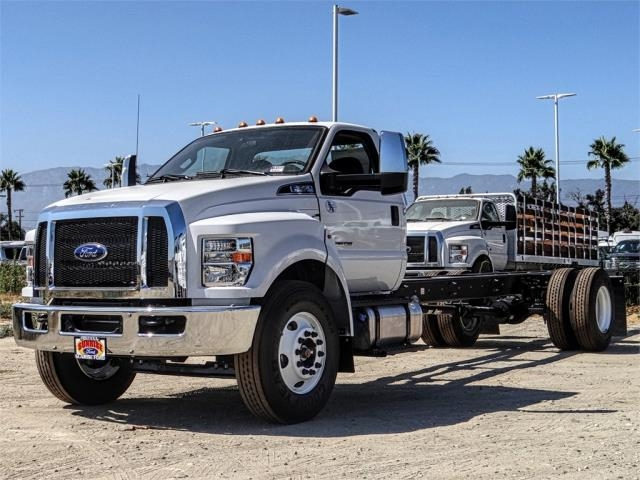 2019 F-650 Regular Cab DRW 4x2,  Cab Chassis #FK4356 - photo 1