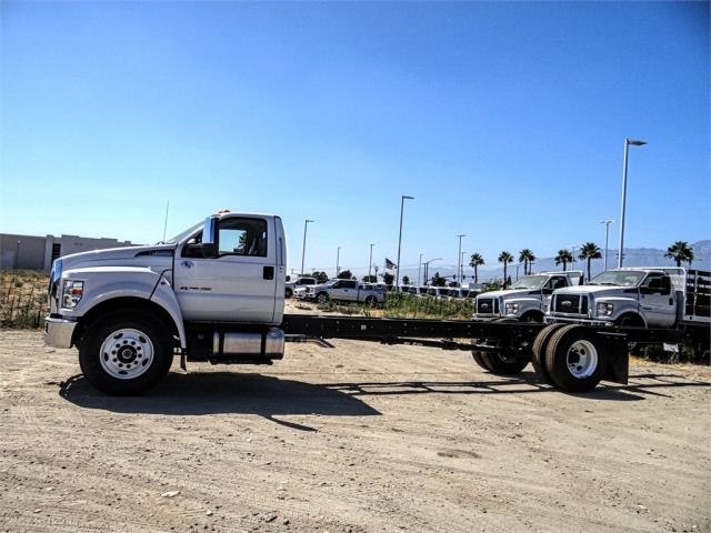 2019 F-650 Regular Cab DRW 4x2,  Cab Chassis #FK4356 - photo 3