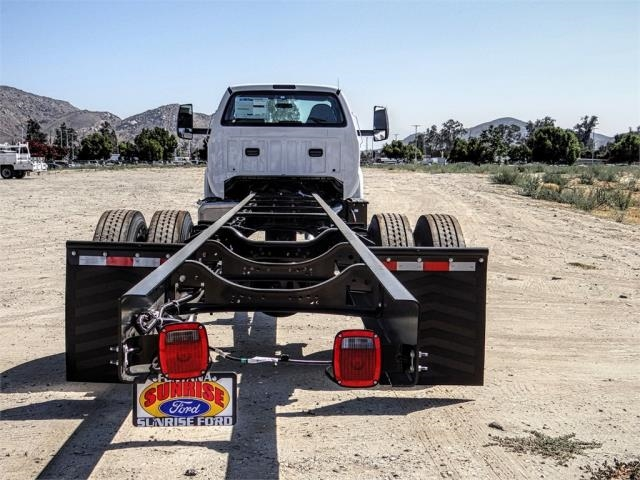 2019 F-650 Regular Cab DRW 4x2,  Cab Chassis #FK4356 - photo 4