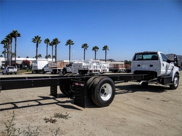 2019 F-650 Regular Cab DRW 4x2,  Cab Chassis #FK4356 - photo 5