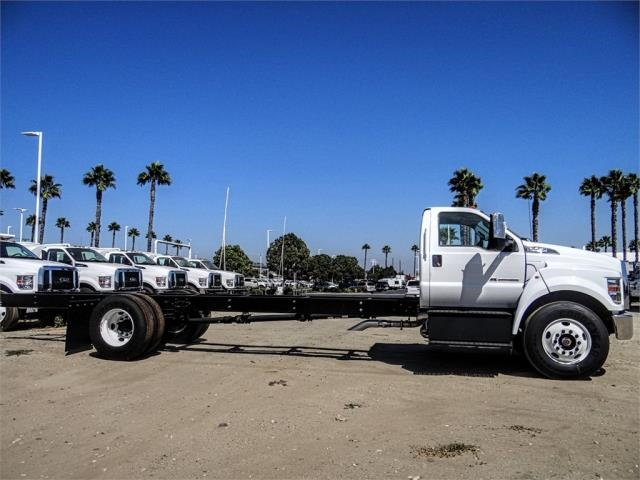 2019 F-650 Regular Cab DRW 4x2,  Cab Chassis #FK4356 - photo 6