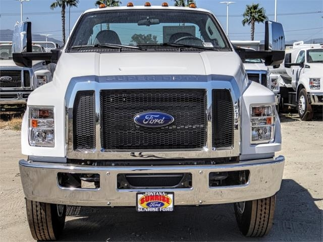 2019 F-650 Regular Cab DRW 4x2,  Cab Chassis #FK4356 - photo 8