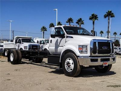 2019 F-650 Regular Cab DRW 4x2,  Cab Chassis #FK4356 - photo 7